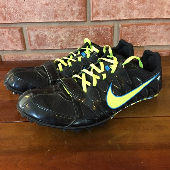 Nike Other - Nike Men's Zoom Rival S Track Shoes with Spikes 12